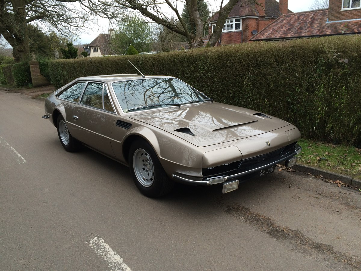 1974 Jarama  Super rust free detailed example For Sale (picture 6 of 6)