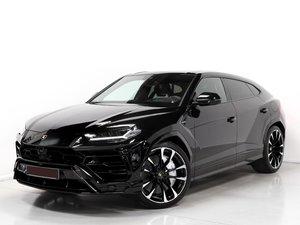 2020 Lamborghini Urus LHD