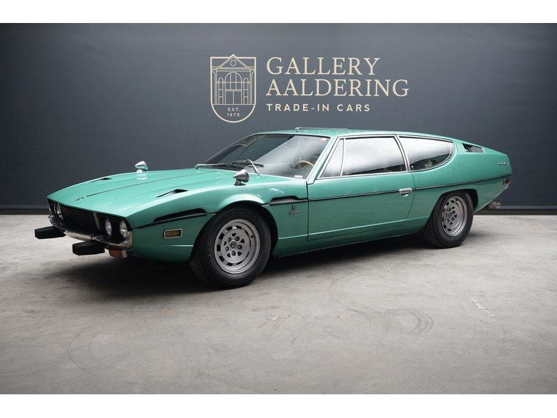 1973 Lamborghini Espada series 3 matching numbers and colours For Sale (picture 1 of 6)