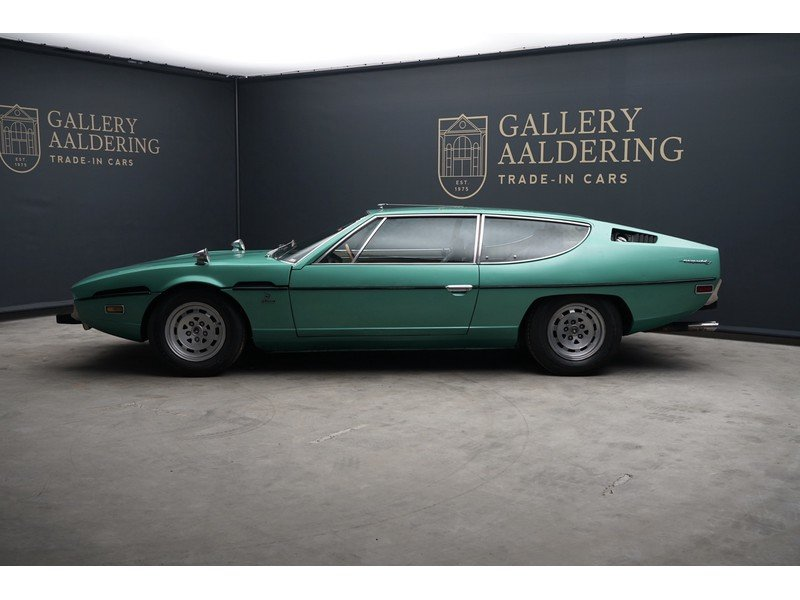 1973 Lamborghini Espada series 3 matching numbers and colours For Sale (picture 2 of 6)