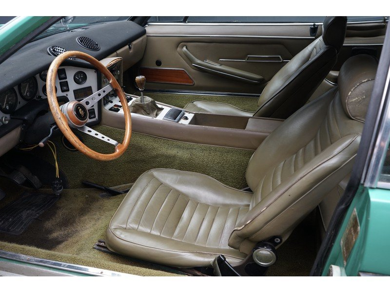 1973 Lamborghini Espada series 3 matching numbers and colours For Sale (picture 4 of 6)