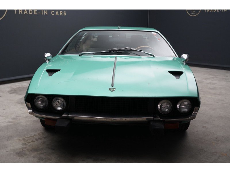1973 Lamborghini Espada series 3 matching numbers and colours For Sale (picture 5 of 6)