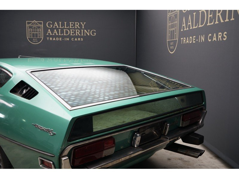 1973 Lamborghini Espada series 3 matching numbers and colours For Sale (picture 6 of 6)