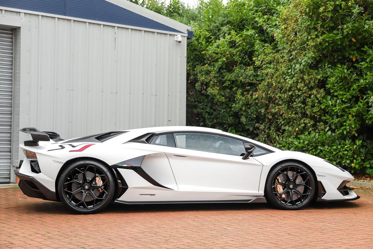 2019 Lamborghini Aventador LP770-4 SVJ - £426k List For Sale (picture 3 of 10)
