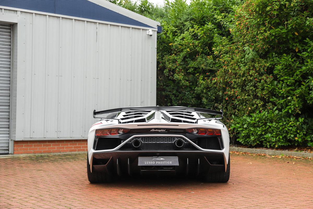 2019 Lamborghini Aventador LP770-4 SVJ - £426k List For Sale (picture 5 of 10)