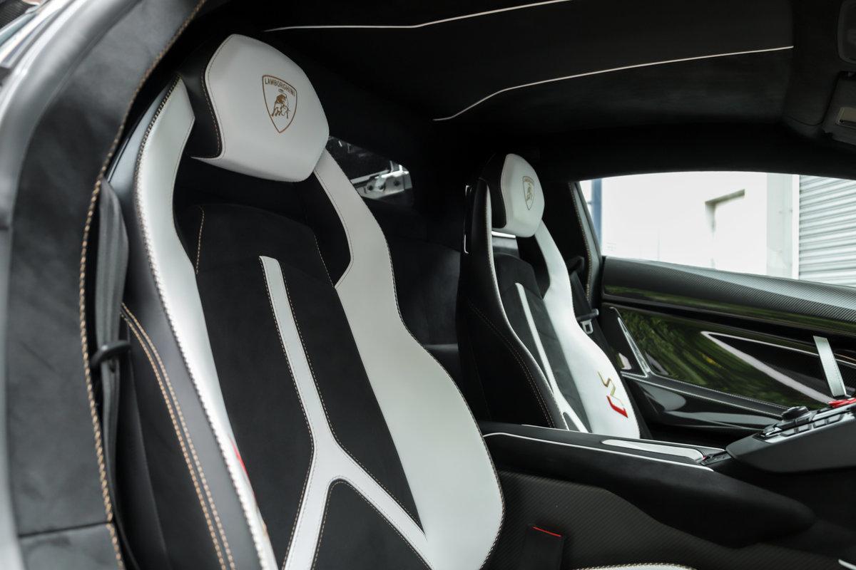 2019 Lamborghini Aventador LP770-4 SVJ - £426k List For Sale (picture 10 of 10)