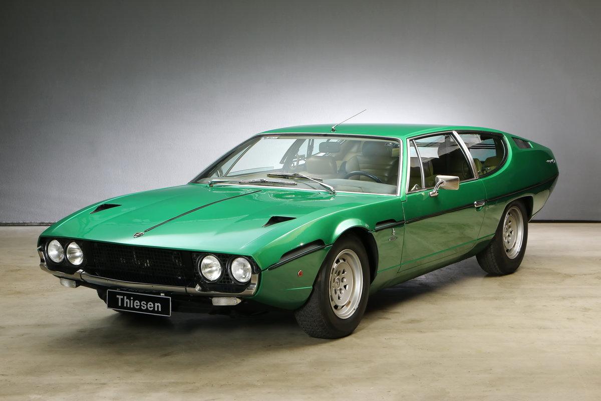 1974 Lamborghini 400 GT Espada Series III For Sale (picture 1 of 6)