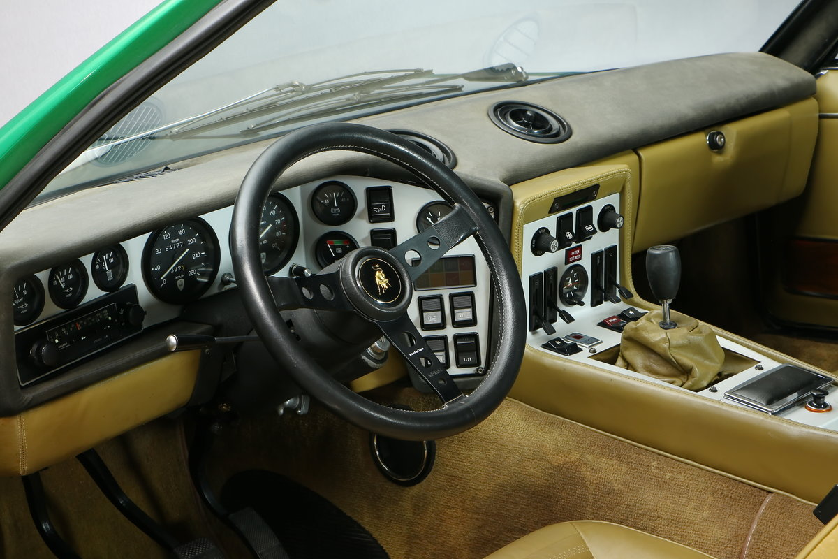 1974 Lamborghini 400 GT Espada Series III For Sale (picture 5 of 6)
