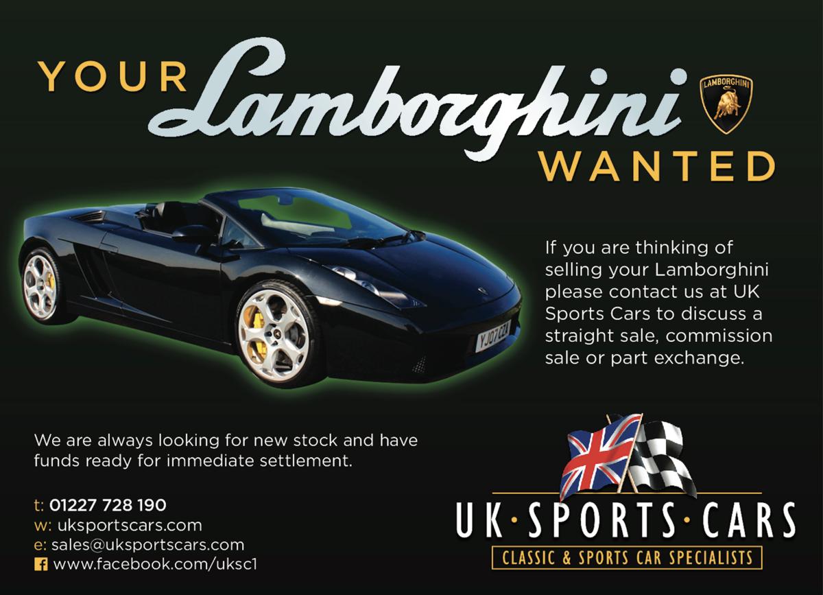 2004 Lamborghini Purchasing Services  For Sale (picture 1 of 4)