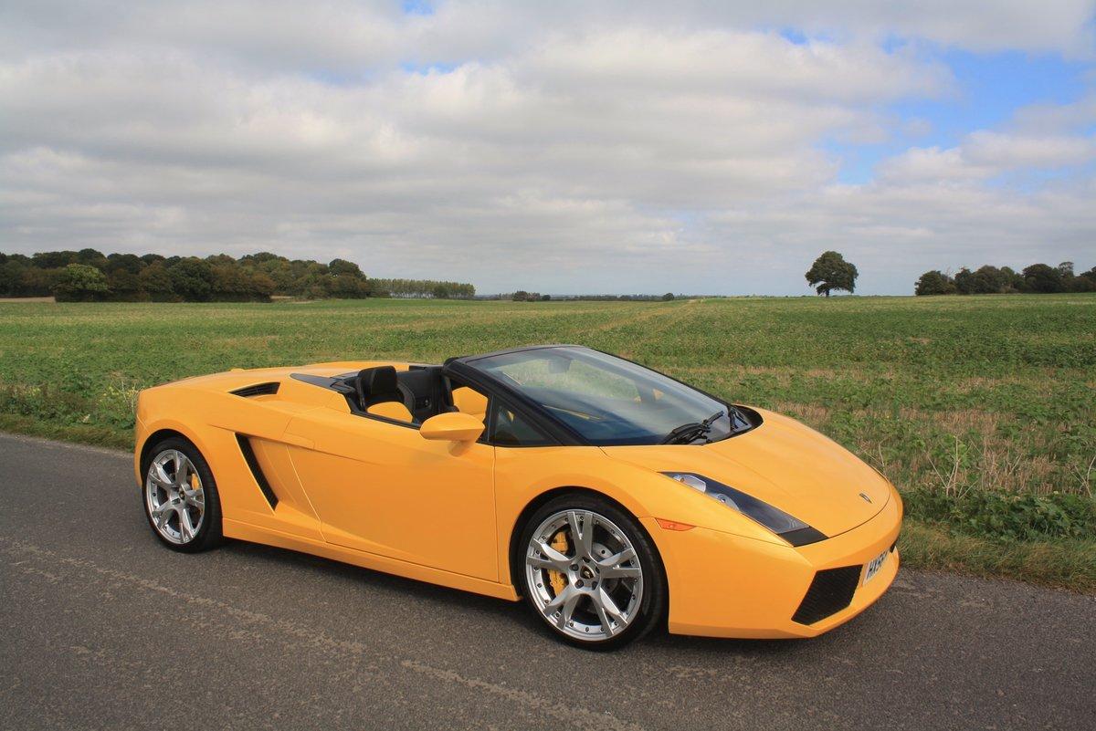 2004 Lamborghini Purchasing Services  For Sale (picture 3 of 4)