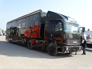 Picture of 1989  Lamborghini Race Car Transporter by Bartoletti