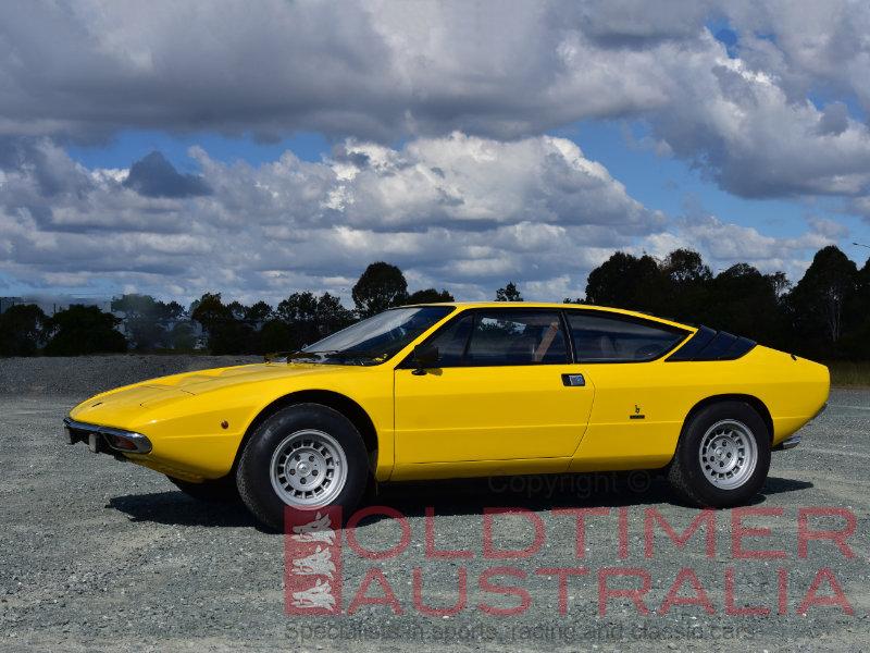 1974 Lamborghini Urraco P250 For Sale (picture 1 of 6)