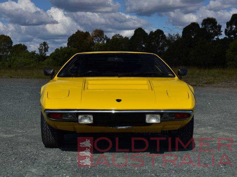 1974 Lamborghini Urraco P250 For Sale (picture 2 of 6)