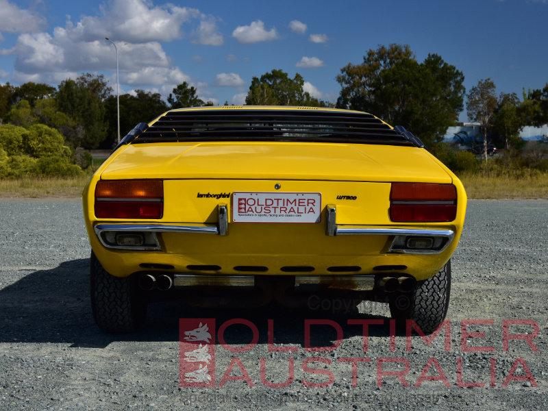 1974 Lamborghini Urraco P250 For Sale (picture 3 of 6)