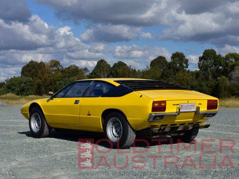 1974 Lamborghini Urraco P250 For Sale (picture 4 of 6)