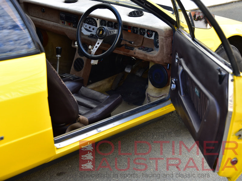 1974 Lamborghini Urraco P250 For Sale (picture 5 of 6)