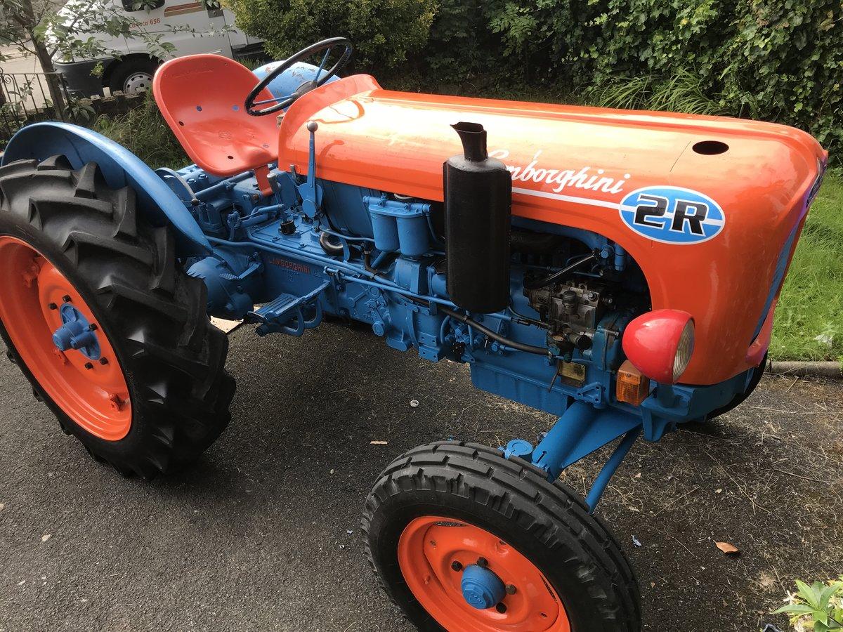 1966 Lamborghini 2R tractor For Sale (picture 1 of 3)
