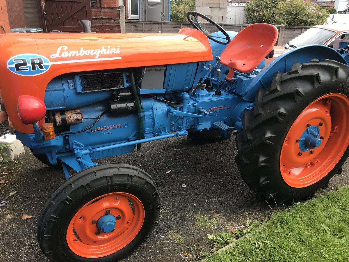 1966 Lamborghini 2R tractor For Sale (picture 3 of 3)