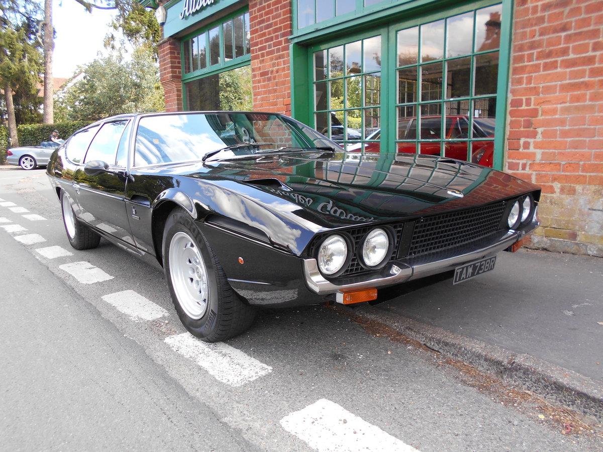 1976 Lamborghini Espada Series III For Sale (picture 2 of 6)