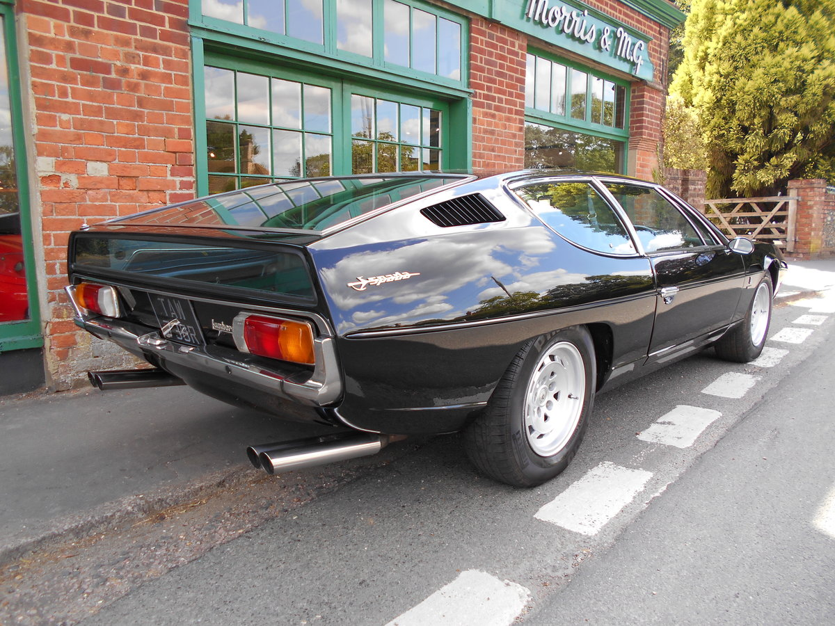 1976 Lamborghini Espada Series III For Sale (picture 3 of 6)
