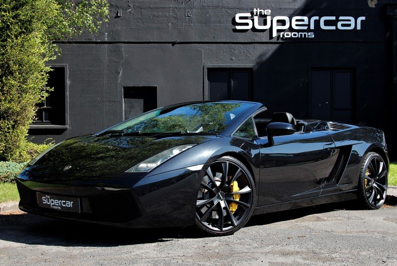 Lamborghini Gallardo Spyder - Manual - 2006 - 41K Miles For Sale (picture 1 of 6)