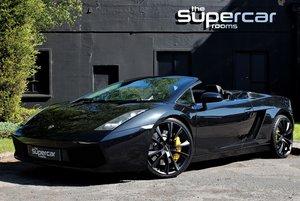 Lamborghini Gallardo Spyder - Manual - 2006 - 41K Miles