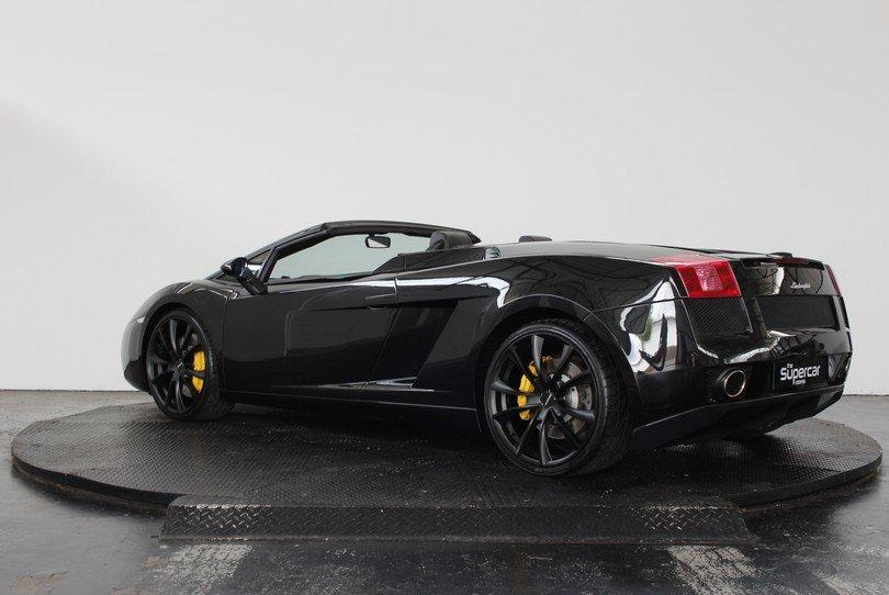 Lamborghini Gallardo Spyder - Manual - 2006 - 41K Miles For Sale (picture 4 of 6)
