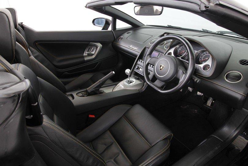 Lamborghini Gallardo Spyder - Manual - 2006 - 41K Miles For Sale (picture 6 of 6)