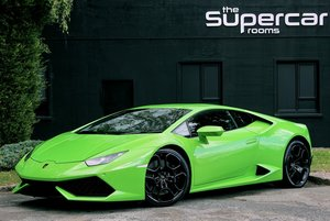 Lamborghini Huracan 610-4 - 2014 - 17K Miles -