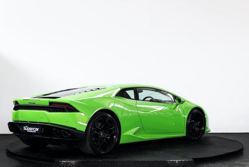Lamborghini Huracan 610-4 - 2014 - 17K Miles -  For Sale (picture 3 of 6)