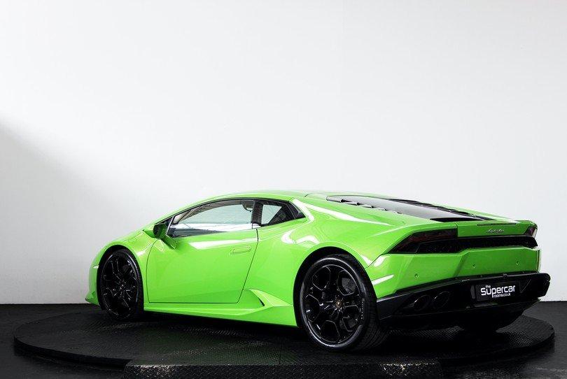 Lamborghini Huracan 610-4 - 2014 - 17K Miles -  For Sale (picture 4 of 6)