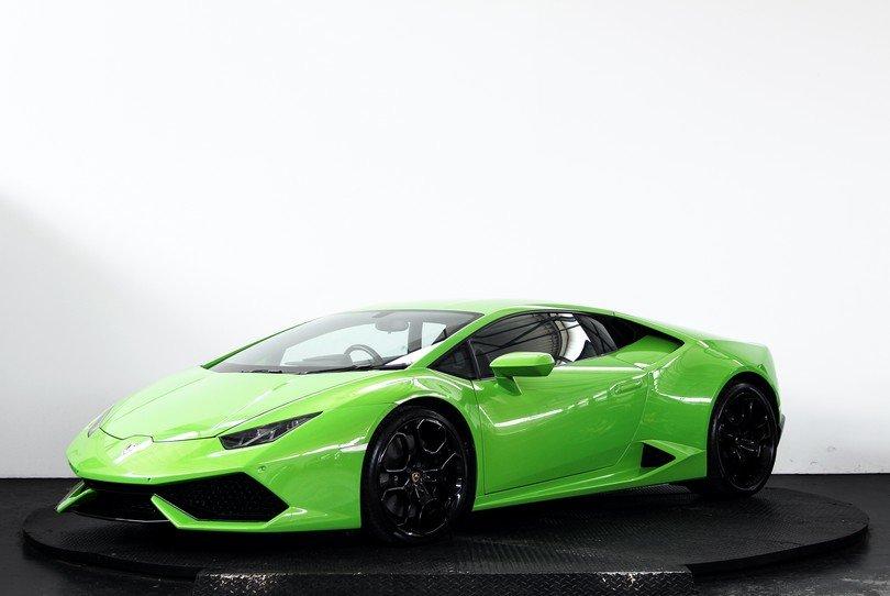 Lamborghini Huracan 610-4 - 2014 - 17K Miles -  For Sale (picture 5 of 6)