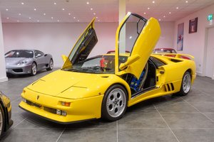Picture of 1996 Lamborghini Diablo SE30 RHD / One of 12 RHD