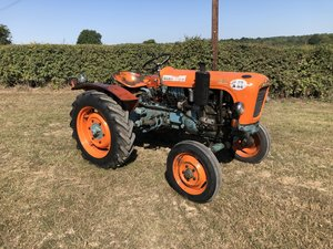 1965 Lamborghini 1R Tractor Beautifully Original
