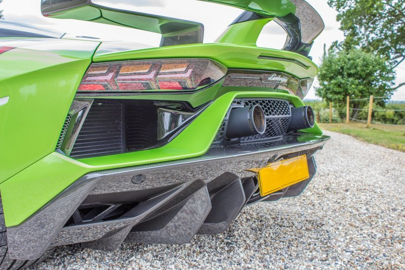 2019 Aventador SVJ For Sale (picture 6 of 6)