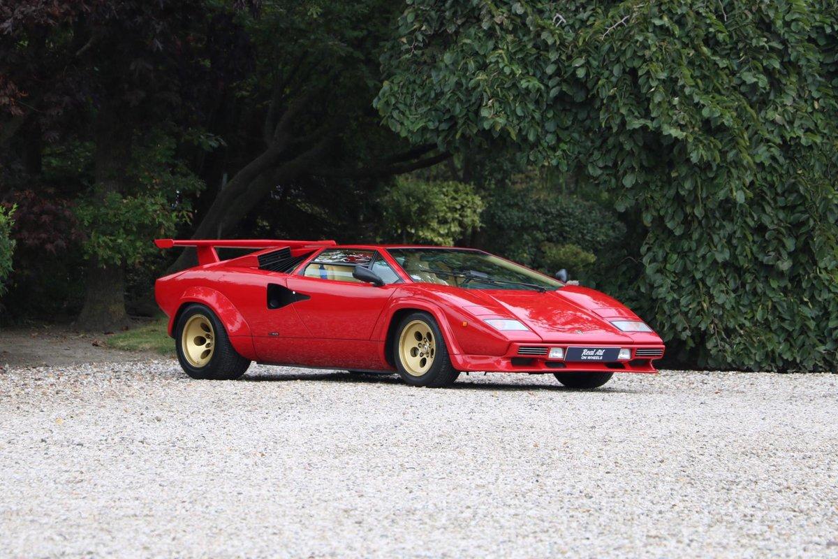 1987 Lamborghini Countach 5000 QV For Sale (picture 1 of 6)