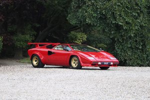 Picture of 1987 Lamborghini Countach 5000 QV