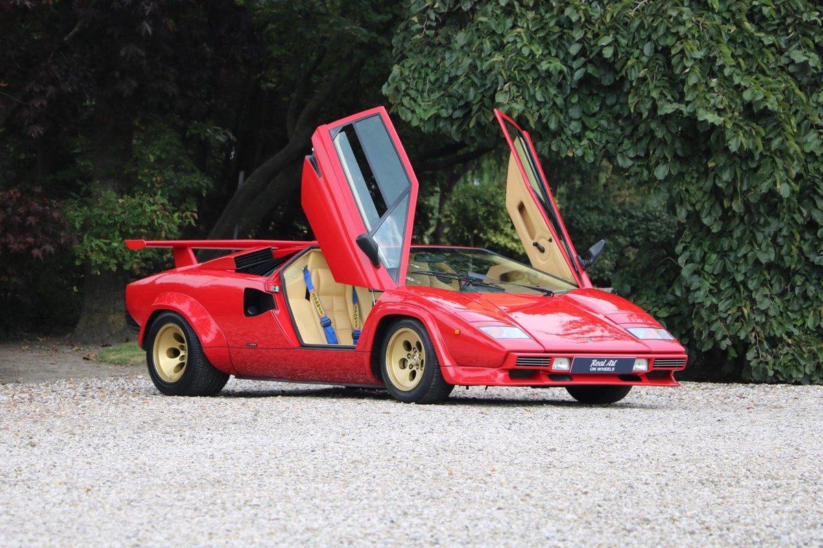 1987 Lamborghini Countach 5000 QV For Sale (picture 2 of 6)