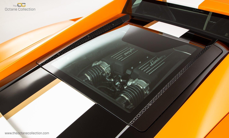 2010 LAMBORGHINI GALLARDO BALBONI // 1 OF 250 // ARANCIO BOREALIS For Sale (picture 10 of 24)