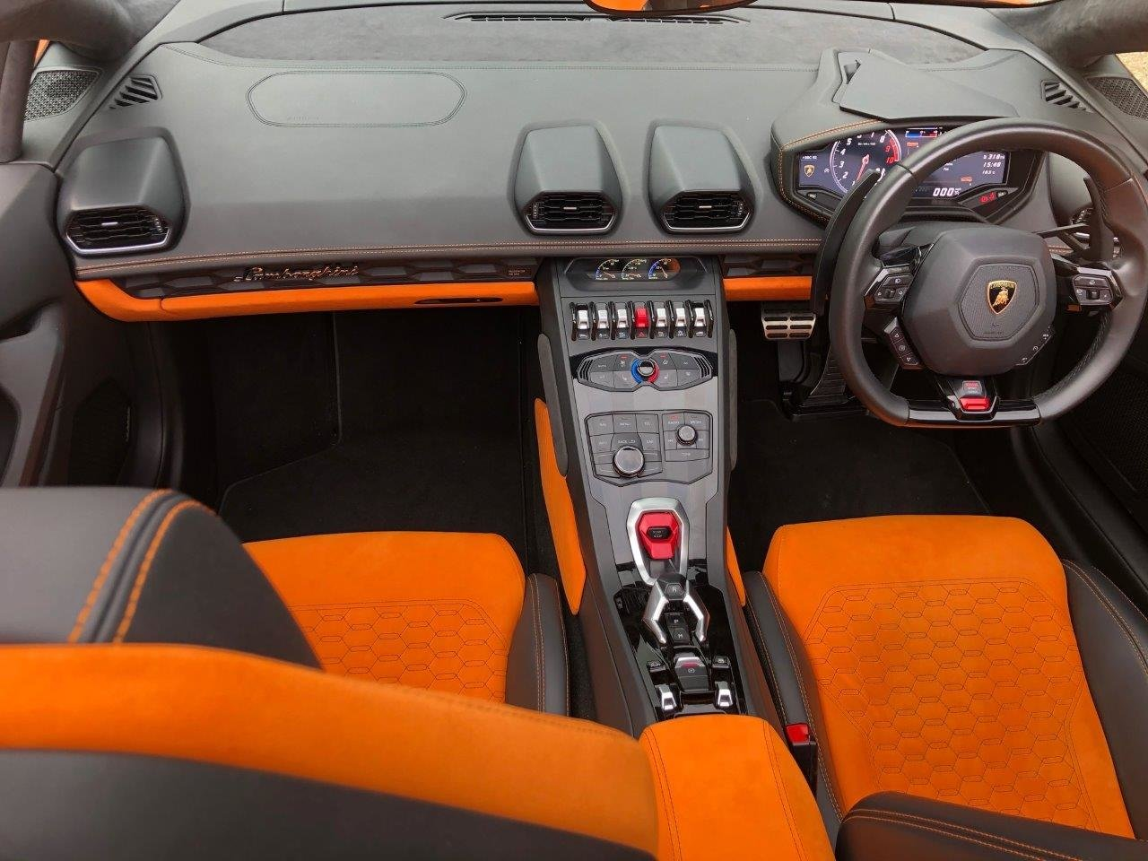 2017 Lamborghini Huracan LP610-4 AWD Spyder  For Sale (picture 6 of 6)