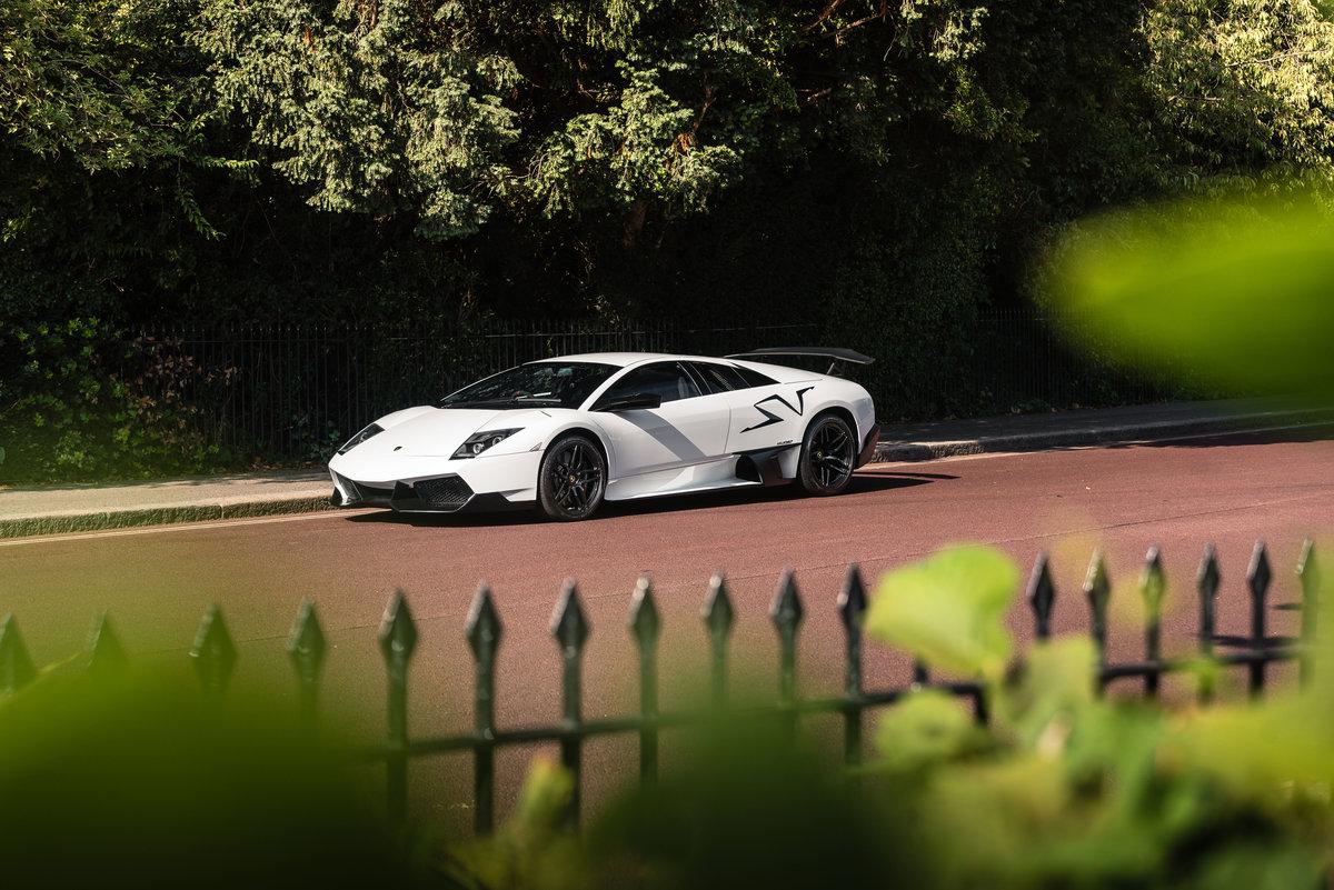 2009 Lamborghini LP670-4 Super Veloce - RHD - Low Mileage For Sale (picture 4 of 6)