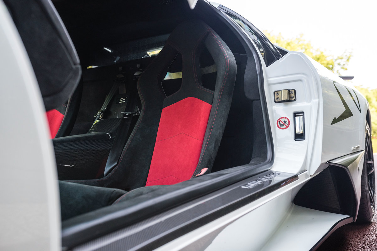 2009 Lamborghini LP670-4 Super Veloce - RHD - Low Mileage For Sale (picture 6 of 6)