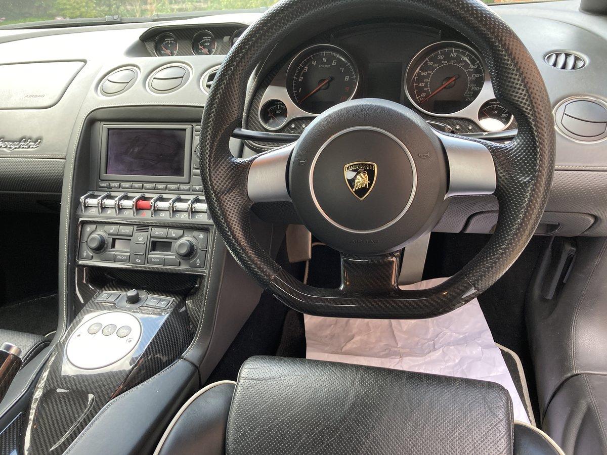 2008 Lamborghini Gallardo LP560 -4 E-Gear For Sale (picture 12 of 24)