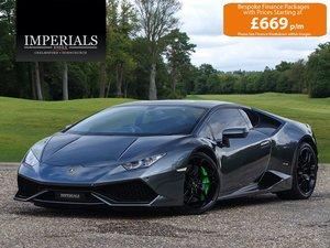 201414 Lamborghini HURACAN