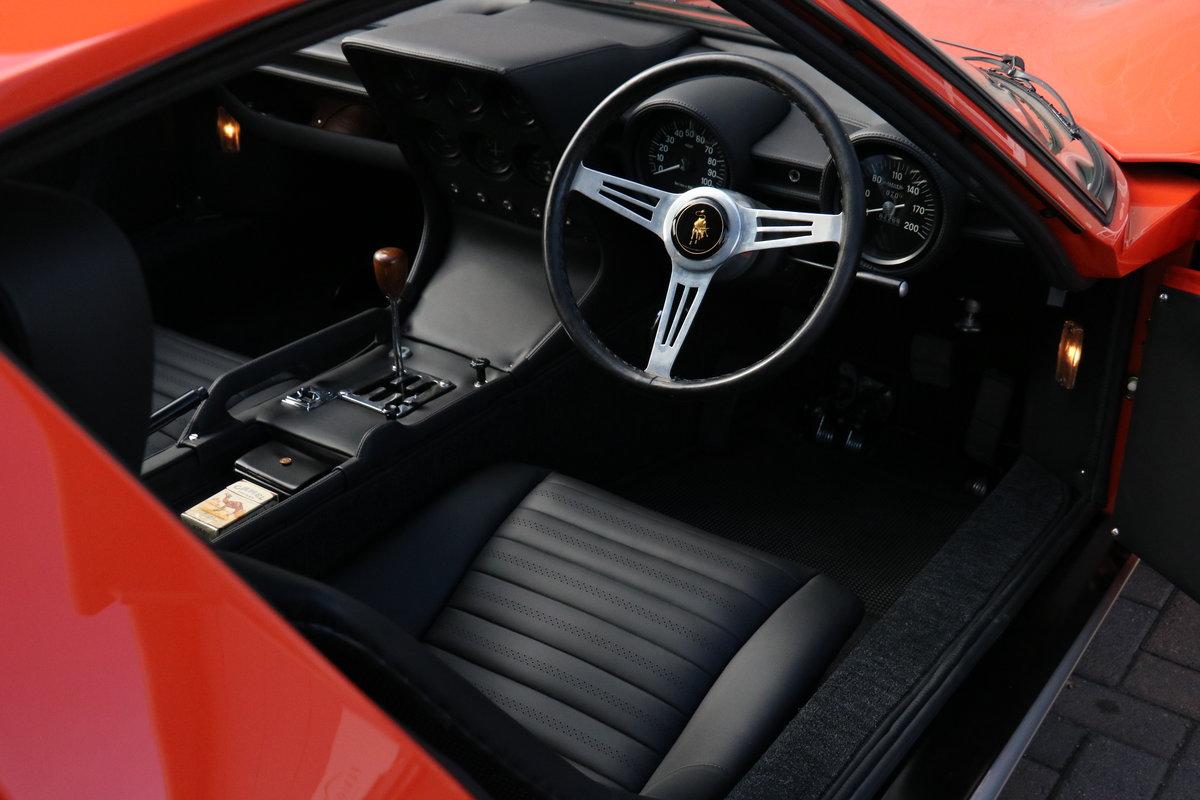 1967 Lamborghini Miura P400 - First Right Hand Drive Miura Built For Sale (picture 4 of 6)