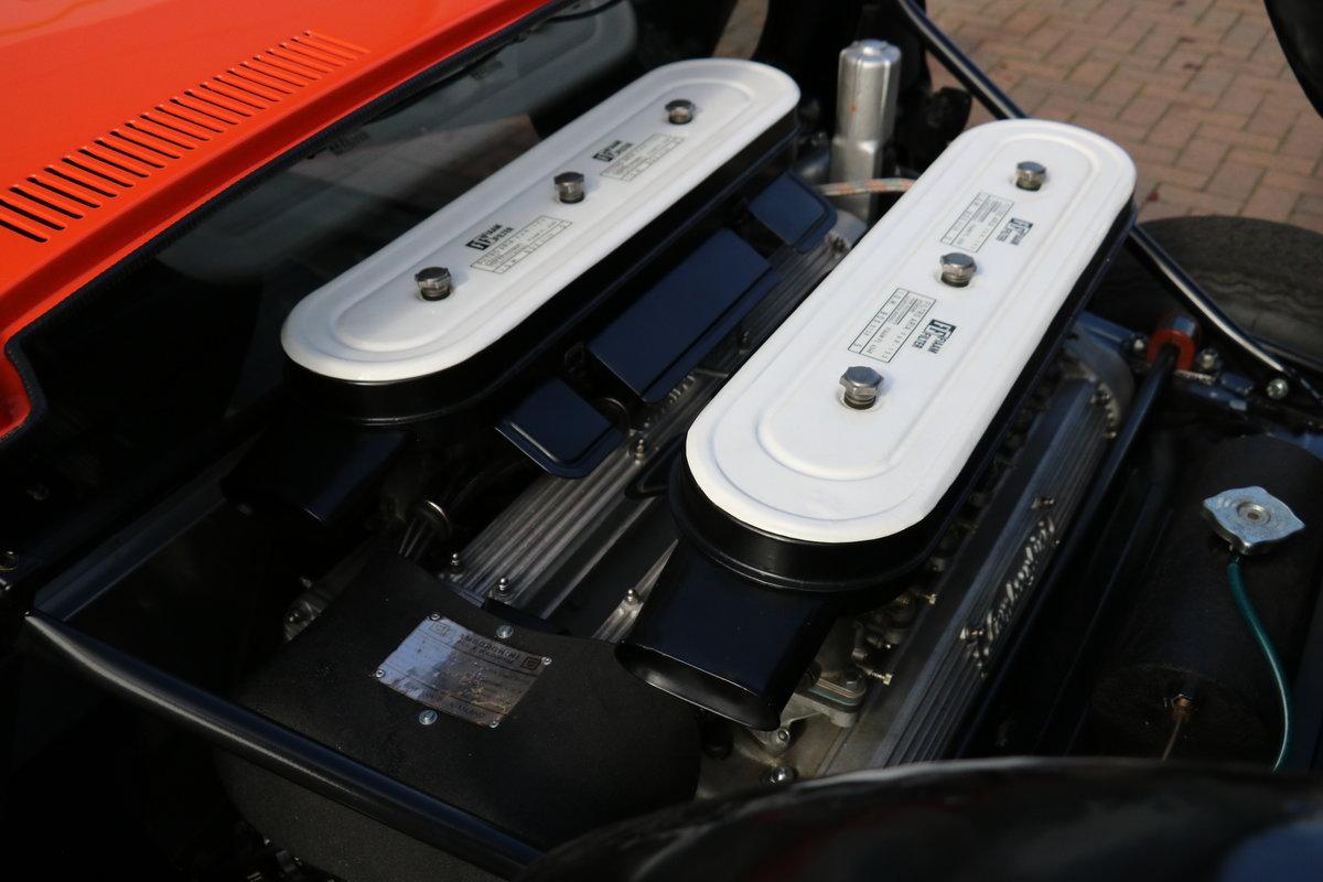 1967 Lamborghini Miura P400 - First Right Hand Drive Miura Built For Sale (picture 6 of 6)