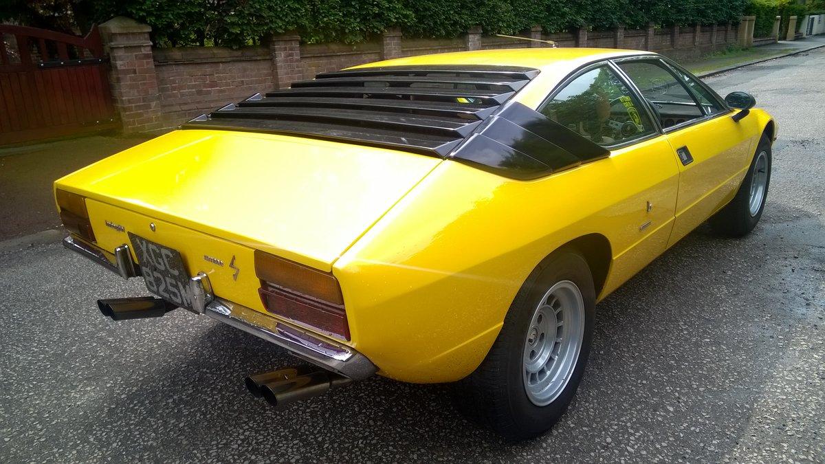 1974 RHD Lamborghini Urraco P250S For Sale (picture 1 of 6)