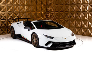 Picture of Lamborghini Huracan Performante Spyder 2018 For Sale