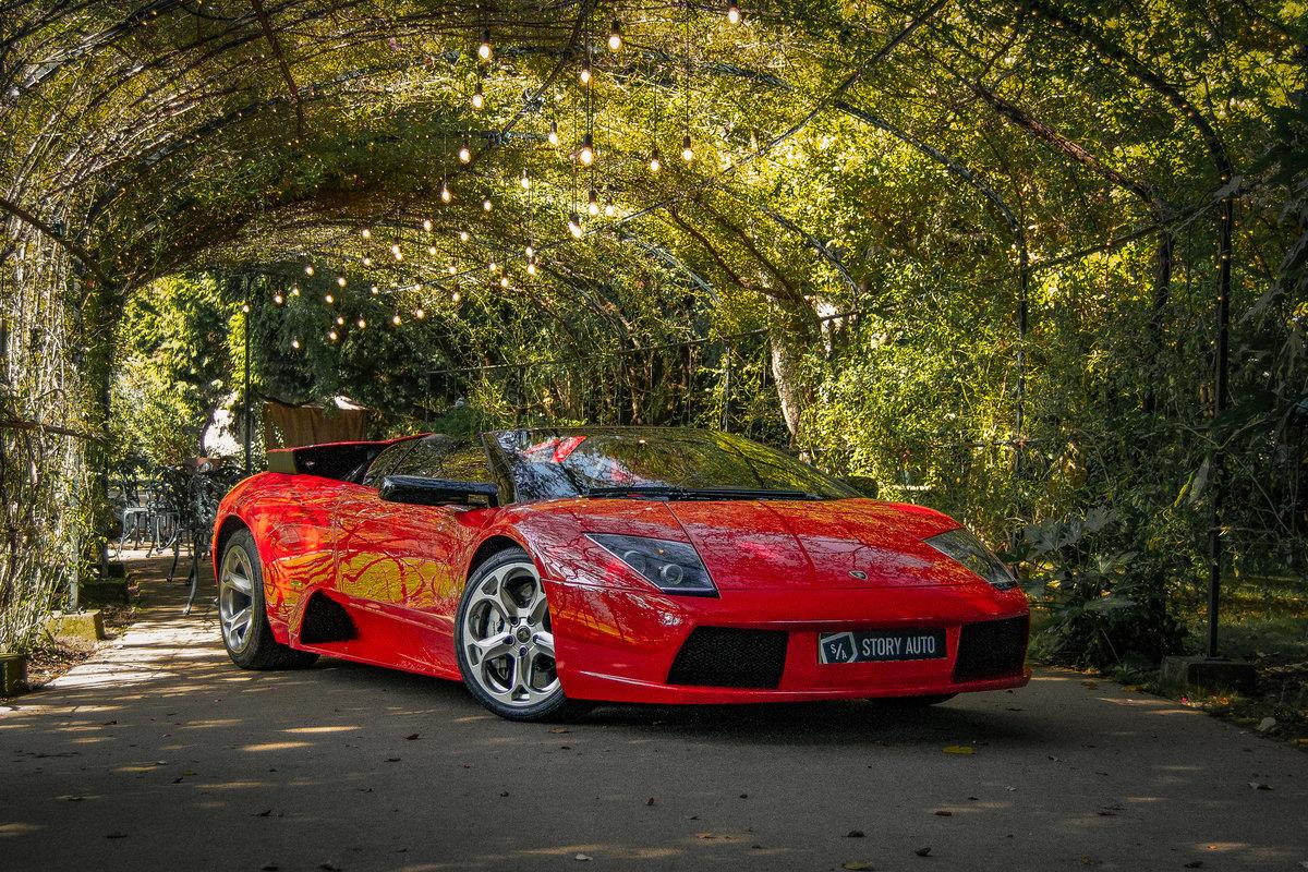 2006 Lamborghini Murciélago Roadster  For Sale (picture 1 of 1)