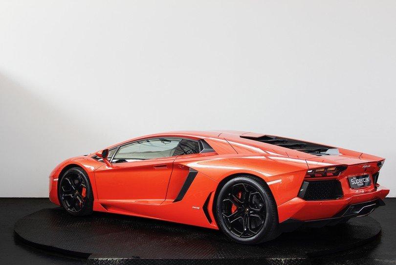 Lamborghini Aventador - 2013 - 19K Miles For Sale (picture 4 of 6)